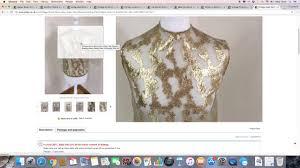 selling on ebay weekly sales update 7th june vintage clothes