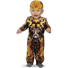 transformers 3 bumblebee infant halloween costume