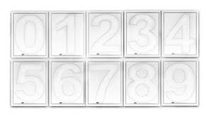 number stencils free printable number stencils birthday party ideas