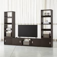 crate and barrel media cabinet elegant chic tv media cabinet tv stands consoles cabinets crate and