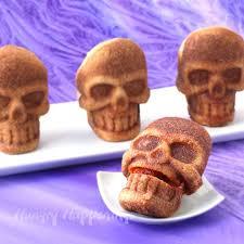 stuffed pizza skulls a cool and creepy halloween recipe