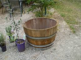 garden design garden design with oak barrel ideas images with