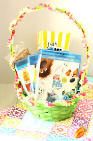 Movie Basket Ideas Movie Themed Easter Basket