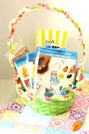 Movie Themed Gift Basket Movie Themed Easter Basket