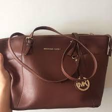 Berapa Tas Michael Kors tas michael kors kulit asli preloved fesyen wanita tas dompet di