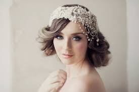pearl headpiece bespoke bridal headpieces by viktoria novak
