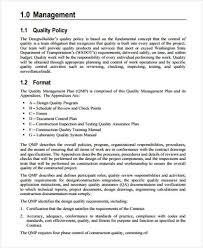 33 management plan templates free u0026 premium templates