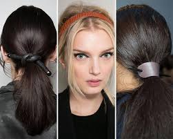 hair accessory fall winter 2015 2016 hair accessory trends fall winter 2015