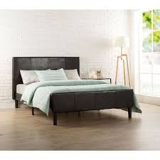 Full Platform Bed With Headboard 70 Best Platform Bed Frames Full Size Images On Pinterest
