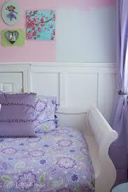 purple blue big room progress