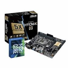 best black friday motherboard deals intel core i5 6600k unlocked and asus h110 skylake motherboard