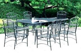outdoor iron table and chairs cast iron outdoor table cast iron garden furniture for sale in