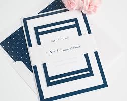 Invitation Wedding Cards Sophisticated Modern Wedding Invitations Wedding Invitations By