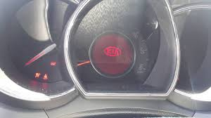 2005 kia rio oil reset light youtube