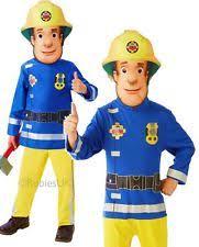 fireman sam costumes ebay