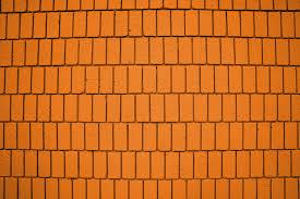 Orange Floor L Bright Orange Brick Wall Texture With Vertical Bricks Picture