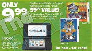 black friday best gaming deals black friday 2013 top 10 best wii u 3ds 2ds gaming deals