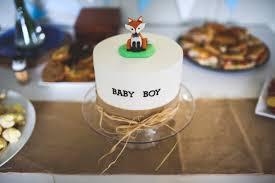 baby shower sydney whimsical forest animal baby shower cake