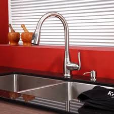 Overstock Kitchen Faucets Best 25 Pull Out Kitchen Faucet Ideas On Pinterest Budget
