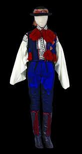 slavic traditional dress eastern southern western slavs