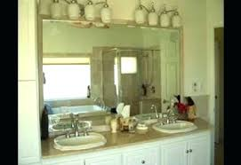 bathroom wall ideas pictures bathroom mirror ideas on wall brilliant bathroom wall mirror ideas