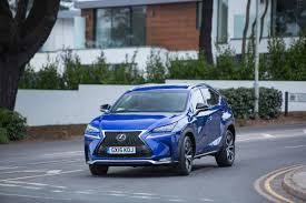 sporty lexus blue lexus nx 200t f sport review auto express