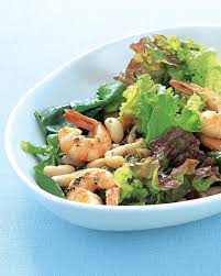 great thanksgiving salads shrimp salad recipes that will amp up your greens martha stewart