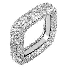 square engagement rings with band all the engagement ring trends that you must