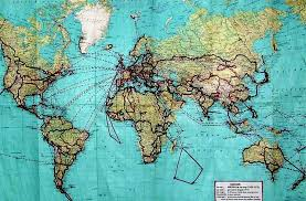 travel world map map of travels major tourist attractions maps