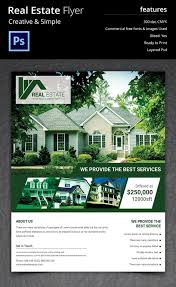 real estate brochure templates psd free real estate marketing flyers templates 44 psd real estate