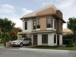 sta isabela a modern model house sta lucia homes best home
