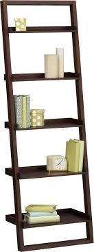 crate and barrel ladder desk fascinating leaning bookcase shelf desk white bookshelf pict for