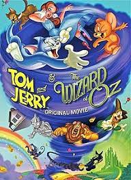 tom jerry wizard oz