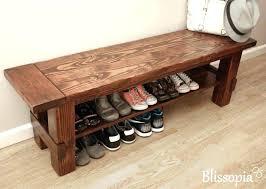 wondrous entry storage bench u2013 portraitsofamachine info