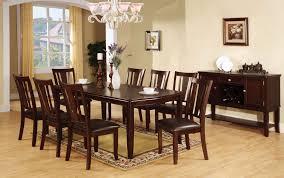 espresso dining room sets hillsdale tiburon 5 piece rectangle dining room set in jofran