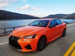 lexus sriracha the fun to drive gs f tells lexus skeptics to u201cf u201d themselves the