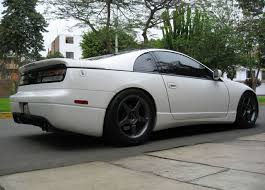 1990 nissan 300zx twin turbo wide body kit kaminari side skirts coupe nissan 300zx 90 96 z32 k031430