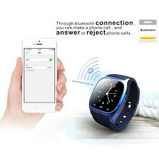 smart android m26 bluetooth r sms anti lost smart sport for android