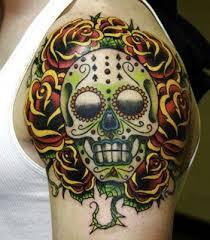 40 best tattoo craneo images on pinterest beautiful tattoos