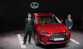 new lexus commercial model at lexus the chief still defends that spindle grille