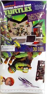 Tmnt Saucer Chair Teenage Mutant Ninja Turtles Room Decor Toys