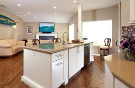 kitchen with island and peninsula kitchen island or peninsula which serves you best altera design