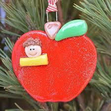 baby buggy personalized ornament tis the season