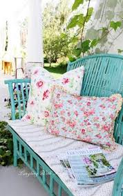 10 ways to decorate with benches bench seat front porches and porch