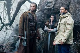 snow white huntsman 2012