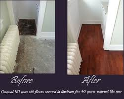 hardwood floor repair refinishing installation swartwout solutions