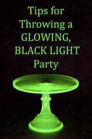 black light party ideas tips and ideas for throwing a black light party tikkido