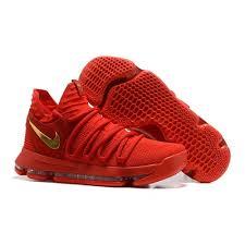Nike Basketball Shoes cheap nike kd 10 basketball shoes golden
