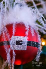 santa claus ornament photograph by birgit tyrrell