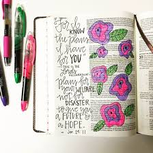 how to start bible journaling in 6 easy steps